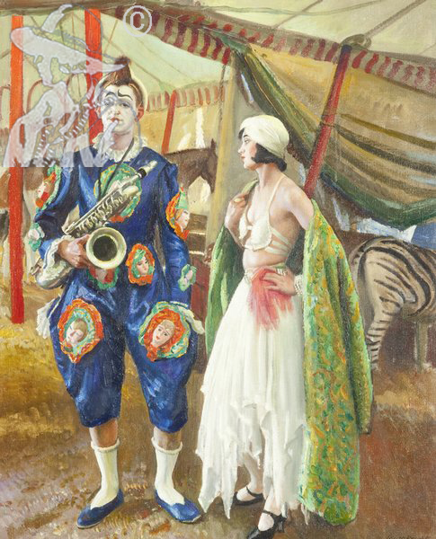 A Musical Clown 1929