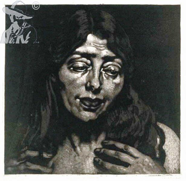 A Woman of Sorrows 1925