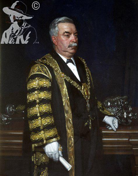Alderman William Roberts 1918