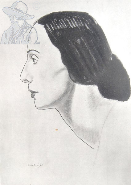 Anna Pavlova 1922