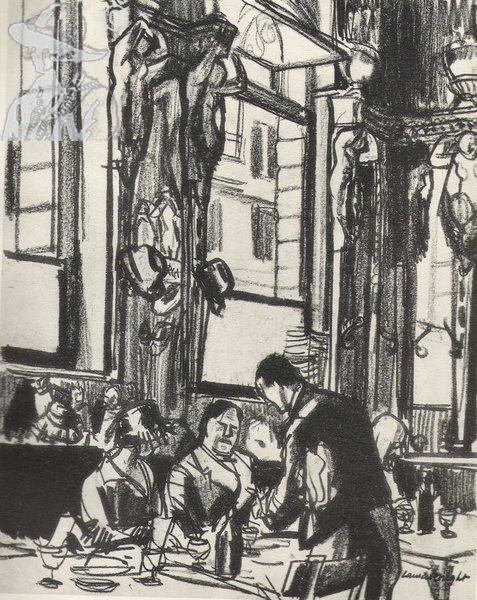 Cafe Royal No. 1 1922