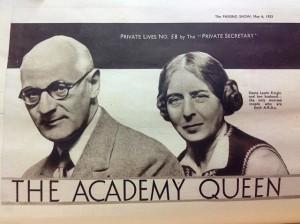 Laura and Harold 1933