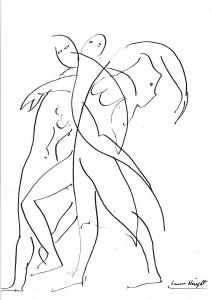 Doodle No. 7  Just Doodling