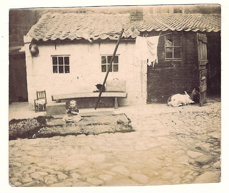 As it was 1898 - Lauras Studio in Staithes