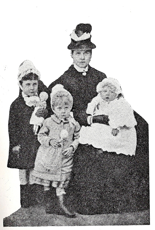 1877 Laura's family