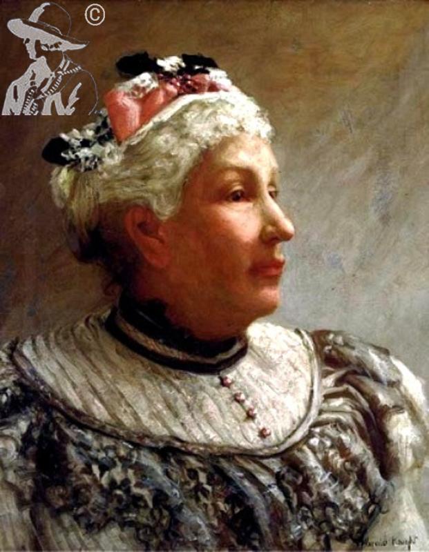 "Mrs C Bates - ""Big Grandma"""