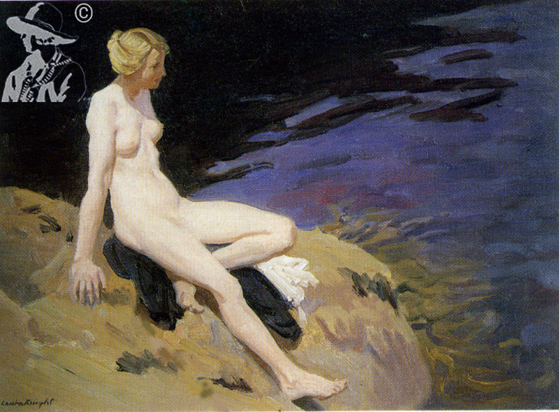 The Bather No. 3